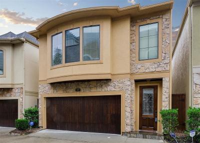 Houston Single Family Home For Sale: 327 Gregg Street