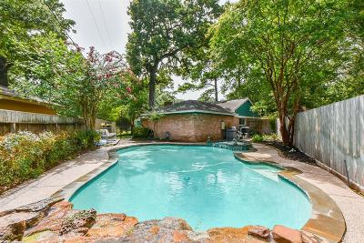 Houston Single Family Home For Sale: 12106 Double Tree Drive