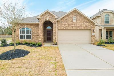 Kingwood Single Family Home For Sale: 21365 Somerset Shores Crossing