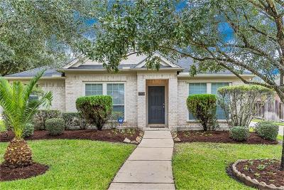 Houston Single Family Home For Sale: 17226 Sheffield Bend Drive