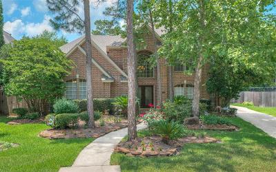 The Woodlands Single Family Home For Sale: 7 Quiet Oak Dr