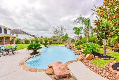 Katy Single Family Home For Sale: 1910 Lakeside Xing