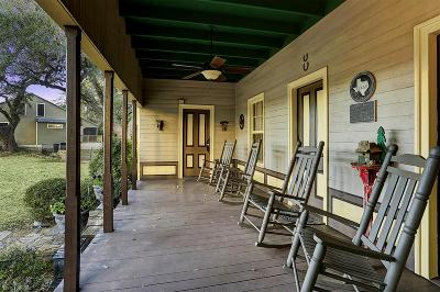 Fayette County Country Home/Acreage For Sale: 509 N Live Oak Street
