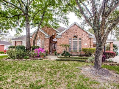 Humble Single Family Home For Sale: 20403 Atascocita Shores Drive