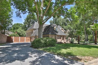 Houston Single Family Home For Sale: 3010 Cedar Woods Place