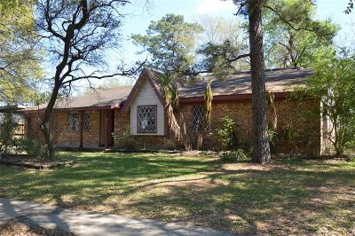 Channelview Single Family Home For Sale: 314 Overbluff Street