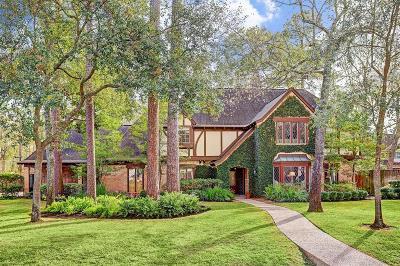 Bunker Hill Village Single Family Home For Sale: 11603 Habersham Lane