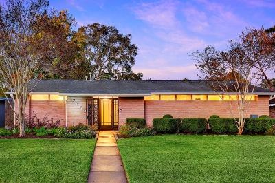 Houston Single Family Home For Sale: 5630 Cheena Drive