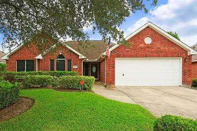 Pearland Single Family Home For Sale: 1035 E Hampton Drive