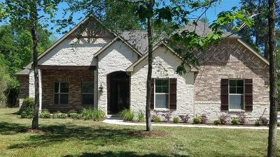 Willis, Montgomery, The Woodlands, Conroe, Shenandoah, Spring Single Family Home For Sale: 11516 Kirstens Court