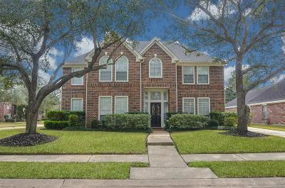 Sugar Land Single Family Home For Sale: 4803 Durham Lane