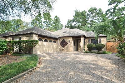 Kingwood Single Family Home For Sale: 3303 Village Falls Court