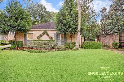 Houston Single Family Home For Sale: 12459 Woodthorpe Lane