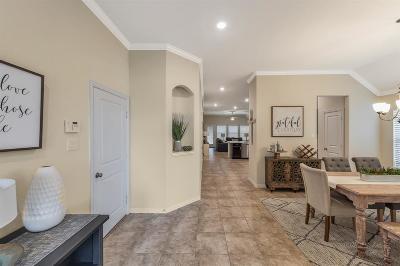 Rosenberg Single Family Home For Sale: 7607 Adobe Canyon Lane