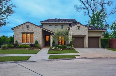 Sugar Land Single Family Home For Sale: 6906 Overlook Hill Lane