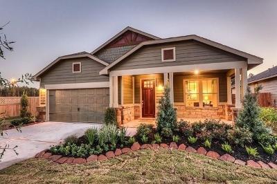 Porter Single Family Home For Sale: 21503 Pink Dogwood Drive