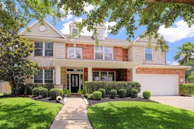 Katy Single Family Home For Sale: 8519 Lemonmint Meadow Drive