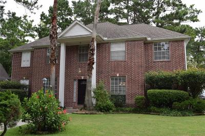 Cypress Single Family Home For Sale: 13010 Lake Mist Drive