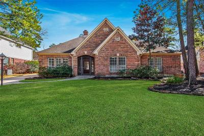 The Woodlands Single Family Home For Sale: 88 Tree Crest Circle