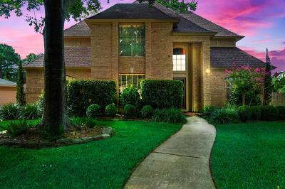 Spring Single Family Home For Sale: 3651 Broken Elm Drive