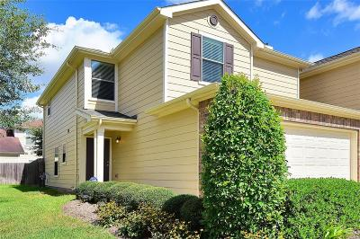 Tomball Condo/Townhouse For Sale: 16003 Summerville Lake Drive
