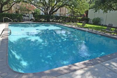 Bellaire Condo/Townhouse For Sale: 6308 Meredith Drive