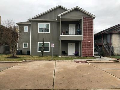 Houston Multi Family Home For Sale: 6122 W Mount Houston Road #4