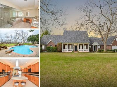 Richmond Single Family Home For Sale: 7403 Foster Creek Drive