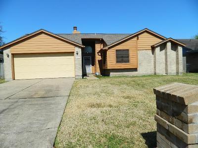 Houston Single Family Home For Sale: 13619 Wileywood Drive