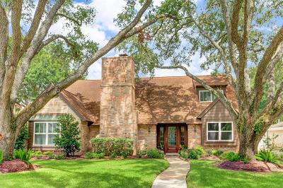 Missouri City Single Family Home For Sale: 2518 Turtle Creek Drive