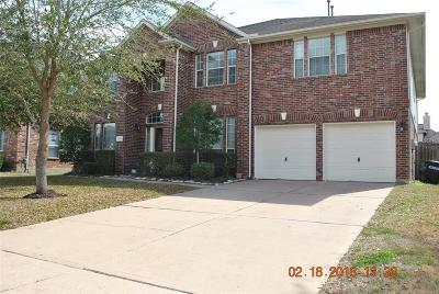 Richmond TX Single Family Home For Sale: $304,900