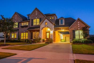 Fulshear Single Family Home For Sale: 5731 Caspian Falls Lane