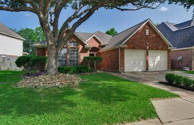 Katy TX Single Family Home For Sale: $274,900