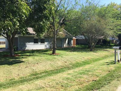 Pasadena Single Family Home For Sale: 4703 Geraldine Street