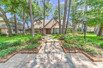 Memorial Single Family Home For Sale: 14826 La Quinta Lane