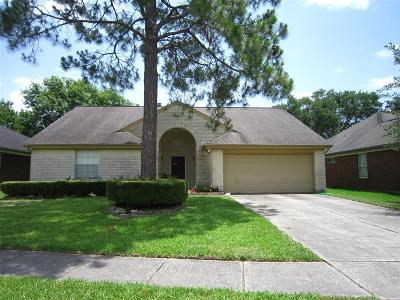 Friendswood Single Family Home For Sale: 4619 Five Knolls Drive