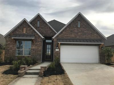 Cypress Single Family Home For Sale: 16110 Bluegill