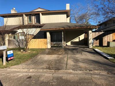 Houston Single Family Home For Sale: 7825 Pacific Pearl Street
