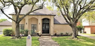 Katy Single Family Home For Sale: 1418 Shillington Drive