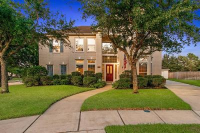 Katy Single Family Home For Sale: 4903 Bending Pines Court