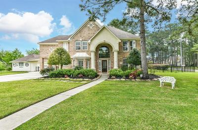 Cypress Single Family Home For Sale: 15802 Rosethorn Court
