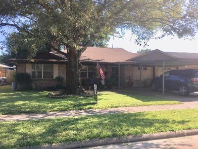 Deer Park TX Single Family Home For Sale: $210,000