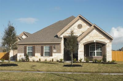 Rosharon Single Family Home For Sale: 2715 Emerald Pines Lane