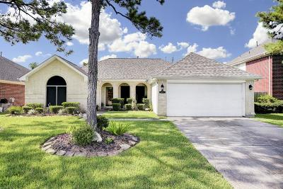 La Porte Single Family Home For Sale: 4806 Glenpark Drive