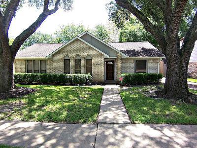 Katy Single Family Home For Sale: 21327 Park Villa Drive