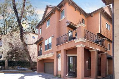 Houston Single Family Home For Sale: 936 W 22nd Street #D