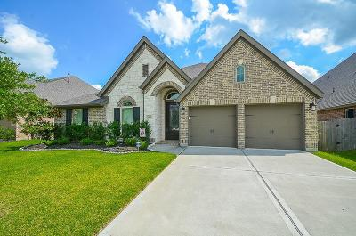 Rosenberg Single Family Home For Sale: 6306 Orange Blossom Lane