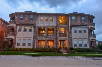 Sugar Land Condo/Townhouse For Sale: 171 Grace Point Drive