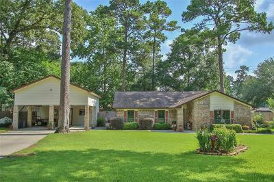 Tomball Single Family Home For Sale: 13202 Isbell Drive