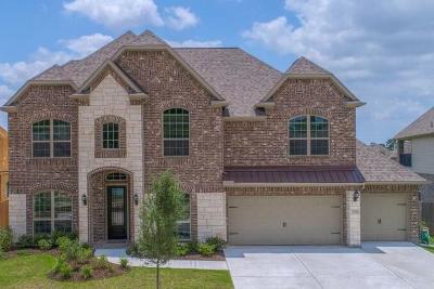 Conroe Single Family Home For Sale: 2774 Lake Shadow Drive
